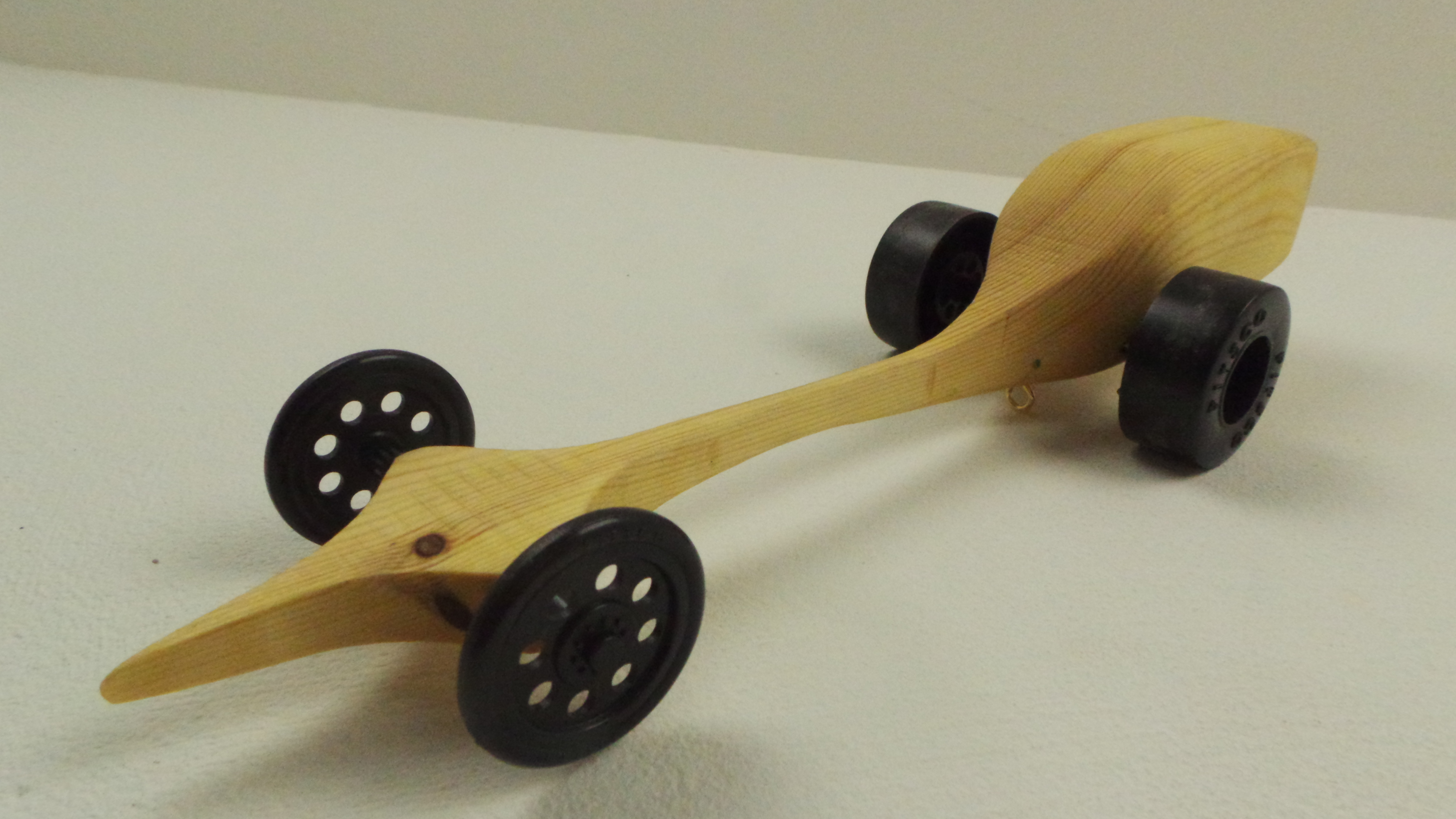 Year 7 Co2 Dragsters Hockerill Dt